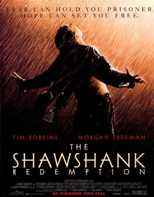 《肖申克的救赎》:每个人都活在一座监狱,都有一颗想要出逃的心